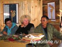 В Национальный музей Тувы переданы уникальные находки скифского времени