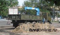 Жители столицы Тувы назвали самые проблемные участки дорог Кызыла