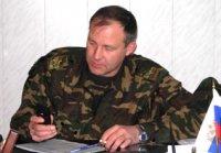 В погранотряде в Туве новый командир