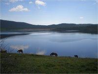 """""""Молочная чаша"""" высоко в горах - озеро Сут-Холь - одна из """"драгоценностей"""" Тувы"""