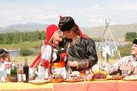 """Семь лет в """"Малом Тибете"""", или история любви 100-процентного американца и 100-процентной тувинки"""