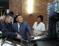 Власти Тувы намерены развивать полиграфическое производство в регионе