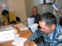 В Туве территориальные избирательные комиссии получили бюллетени