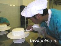 В Туве кондитерская фабрика начала выпуск низкокалорийных тортов и пирожных