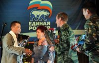 В Туве Николай Расторгуев почувствовал себя кочевником