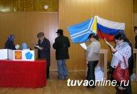 Явка избирателей на выборах в парламент Тувы составила на 10 часов утра 9,36%