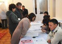 В Туве к полудню проголосовало 25% избирателей