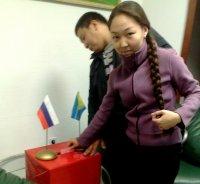 Тувинское студенческое землячество в Москве возглавил Аяс Ондар