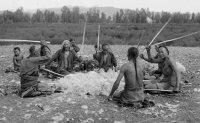 Перепись в Туве: 80 лет назад