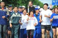 В Туве соревнованиями по бегу завершился летний спортивный сезон