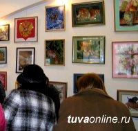 В центре русской культуры в Туве открылась выставка вышивки