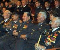 Глава Тувы Шолбан Кара-оол поздравил сотрудников милиции с профессиональным праздником