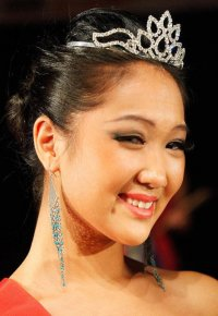 Угулза Куулар из Тувы – «Мисс Азия-Сибирь»