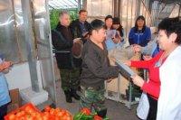 Народные контролеры вручили ведущим сельхозпроизводителям Тувы сертификаты безопасности