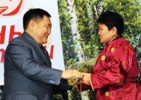 Женсовет Бай-Тайги признан лучшим в Туве