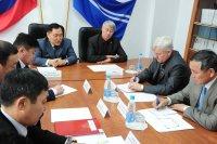 Глава Тувы согласовал с парламентскими фракциями кандидатов на должности своих заместителей