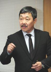 Глава Тувы представил коллективу Минсоцздравразвития нового руководителя