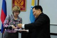 В Туве сформирован Кабинет Министров