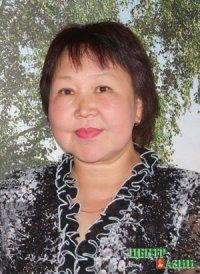 Чечен Сайын-Белековна Тарый-оол, учитель тувинского языка, русского языка и литературы