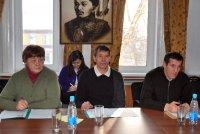 Состоялось первое заседание Совета Ассамблеи народов Республики Тыва