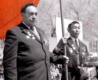 Герой Советского Союза Леонид Ефимов. Родился в Томске, похоронен в Кызыле