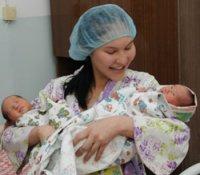В Туве в первый день 2011 года родился 21 малыш