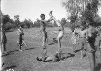К истории развития физкультуры и спорта в Туве