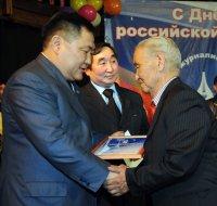 Почетная награда присуждена государственному деятелю Тувы и журналисту Кужугету Шойгу (посмертно)