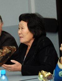 Светлана Курбатская: «Природа Тувы получила высокую оценку международных экспертов»