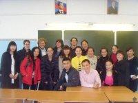 Молодежное правительство Тувы на 4-м месте в России