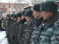 В Чечню отправился отряд спецназа из Тувы