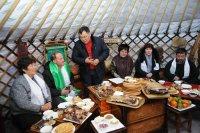 В красноярском селе Верхнеусинское появится Центр тувинской культуры