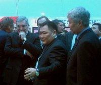 Глава Тувы участвует в работе Красноярского экономического форума