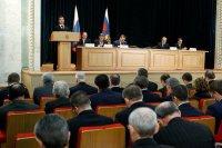 Глава Тувы принял участие во Всероссийском совещании правохранительных органов