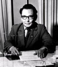Исполняется 80 лет со дня рождения государственного деятеля Матпы Хомушку