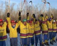 Байтайгинские хоккеисты первенствовали в чемпионате Тувы