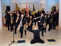 Духовой оркестр Правительства Тувы к своему 3-летию готовит отчетный концерт