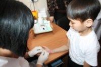 В Туве открылся центр здоровья для детей