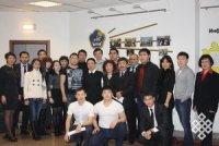 Депутат Госдумы и глава Минсоцздравразвития Тувы встретились со студентами
