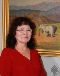 Елизавета Байынды - вторая в истории Тувы женщина-камнерез