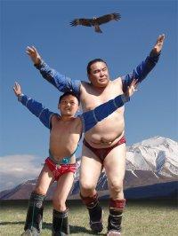 В Туве официально ввели звание Исполина для абсолютного чемпиона в национальной борьбе хуреш