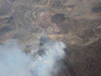 В Туве удалось стабилизировать ситуацию с пожарами