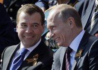 Жителей Тувы с Днем Победы поздравили Президент и Председатель Правительства России