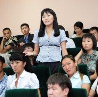 В Туве объявлен конкурс молодежных бизнес-проектов
