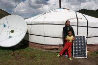 Тува взяла на вооружение опыт Монголии по обеспечению чабанов солнечными батареями