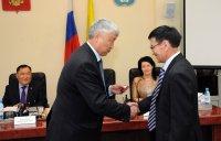 В парламенте Тувы начал работу представитель оленеводческой Тоджи