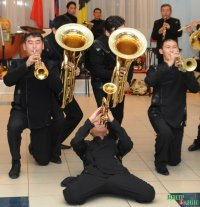 Мастер-классы для юных духовиков проведут самые именитые музыканты Тувы