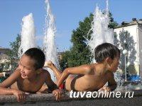 В Туве открылся сезон отдыха в детских лагерях