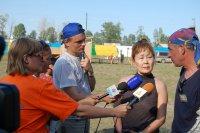 """В Туве фестиваль """"Устуу-Хурээ"""" собрал более 800 гостей"""