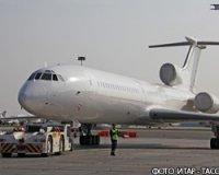 В Хакасии экстренно сел самолет Ту-154